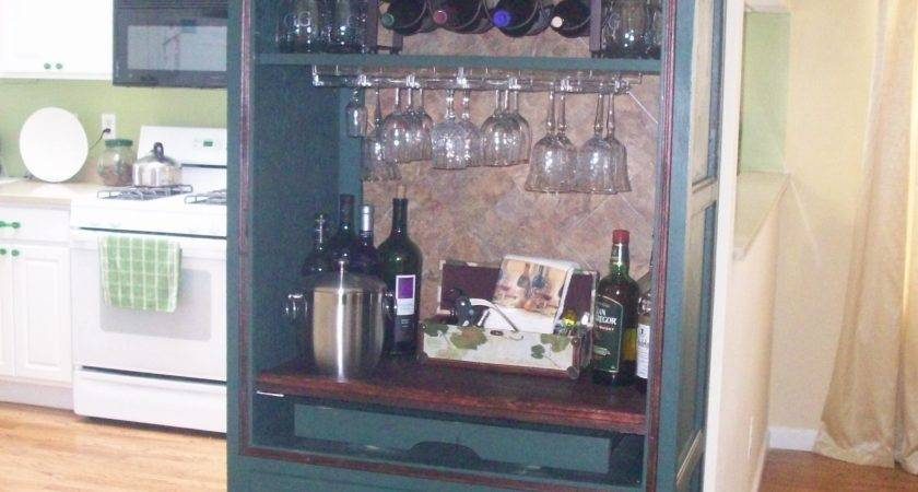 Repurpose Old Armoire North Fork Staged Sell