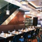 Restaurant Decor Blends Traditional Home Style