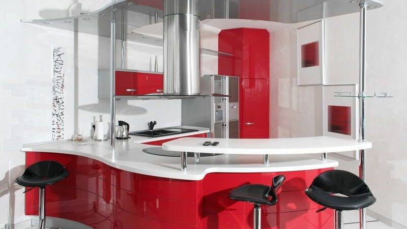 Retro Kitchen Designs Ideas