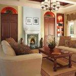 Retro Remarkable Home Decor Ideas Living Room