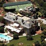 Rod Stewart Beverly Hills Celebrity Homes Lonny