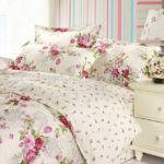 Romantic American Country Style Girls Vintage Floral
