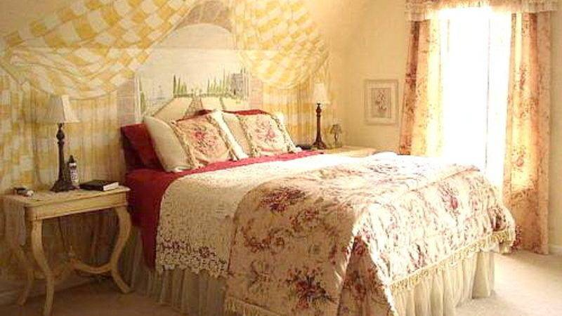 Romantic Bedroom Decorating Ideas Design Bookmark
