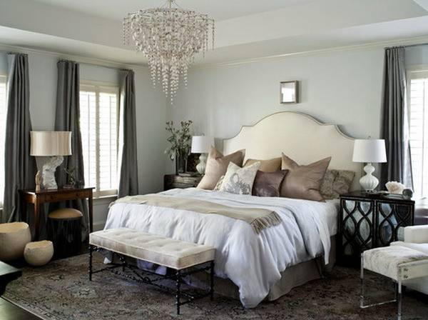 Romantic Bedroom Interior Design Ideas Inspiration