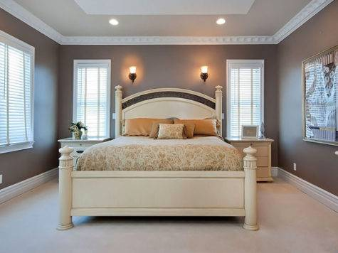 Romantic Master Bedroom Paint Colors