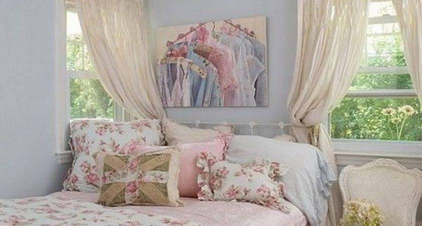 Romantic Shabby Chic Bedroom Decorating Ideas Wholiving