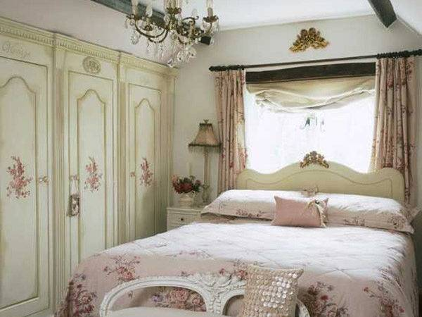 Romatic Design Shabby Chic Bedroom Interiorholic