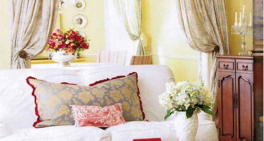 Room Decorating Tips French Country Living