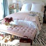 Room Reveal Pink Gold Feminine Bedroom Guest