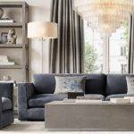 Rooms Restoration Hardware Living Designs