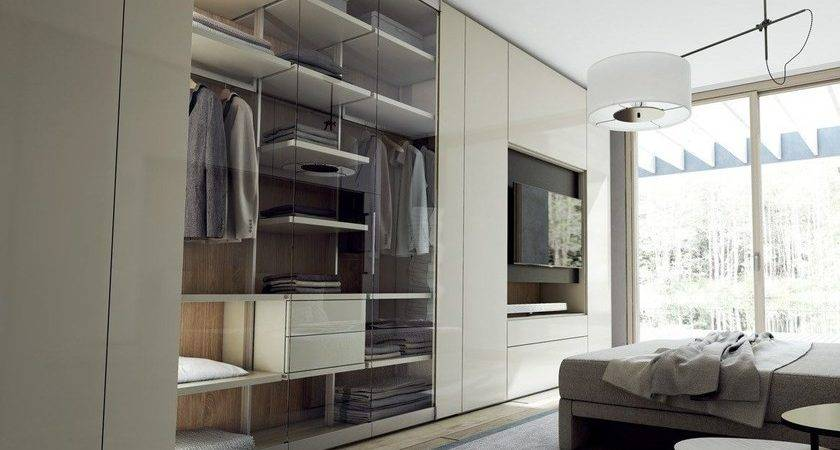 Roomy Wardrobe Built Caccaro Design Sandi