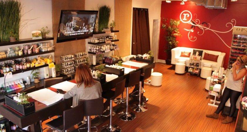 Rouge Nail Bar Things Montreal Likealocal Guide