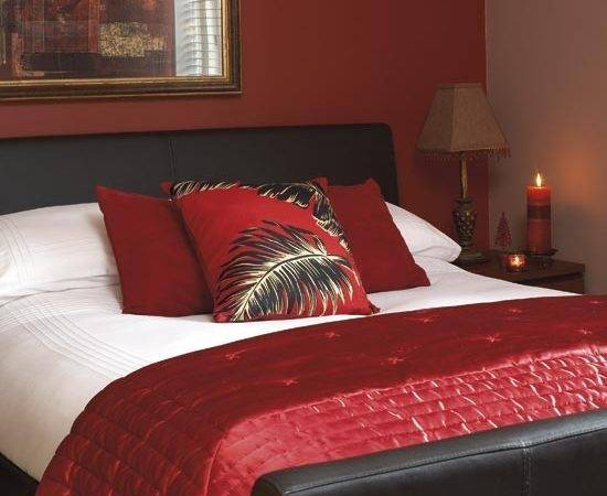 Ruby Red Bedroom Ideas Housetohome