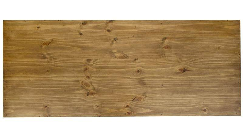 Rustic Bar Wood Top
