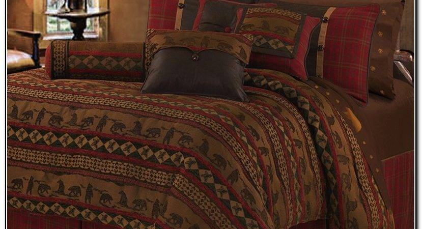 Rustic Bedding Sets Clearance Home Design