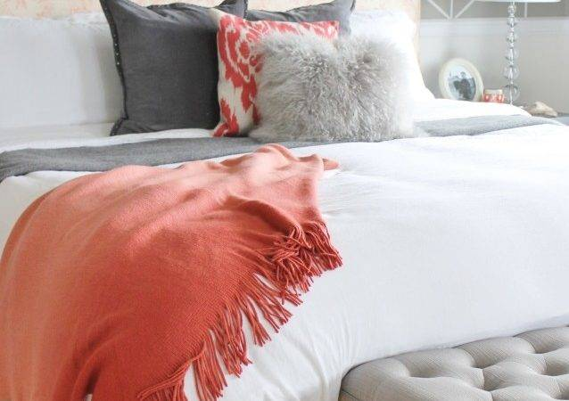 Rustic Chic Budget Friendly Master Makeover City Farmhouse