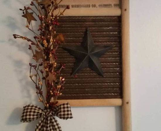 Rustic Christmas Decorations Pinterest All