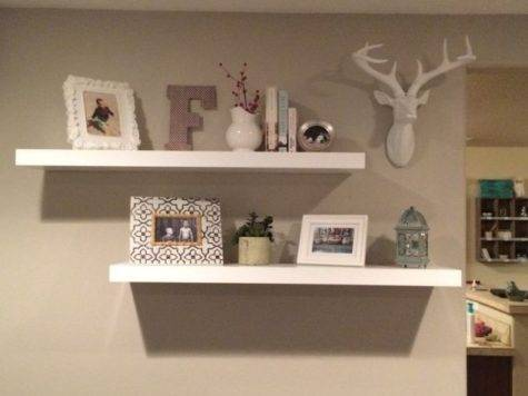 Rustic Decor Floating Shelves Hometalk
