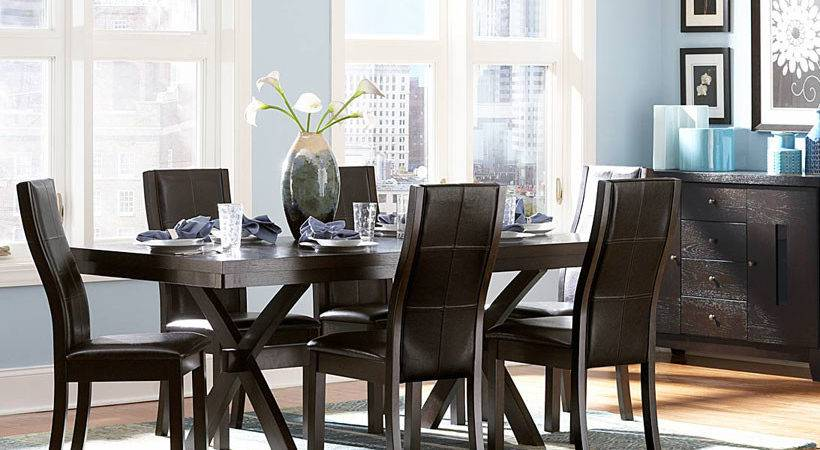 Rustic Dining Room Table Chair Design Ideas Black