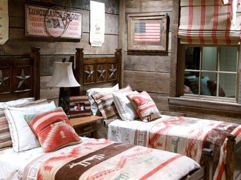 Rustic Kids Bedrooms Creative Cozy Design Ideas