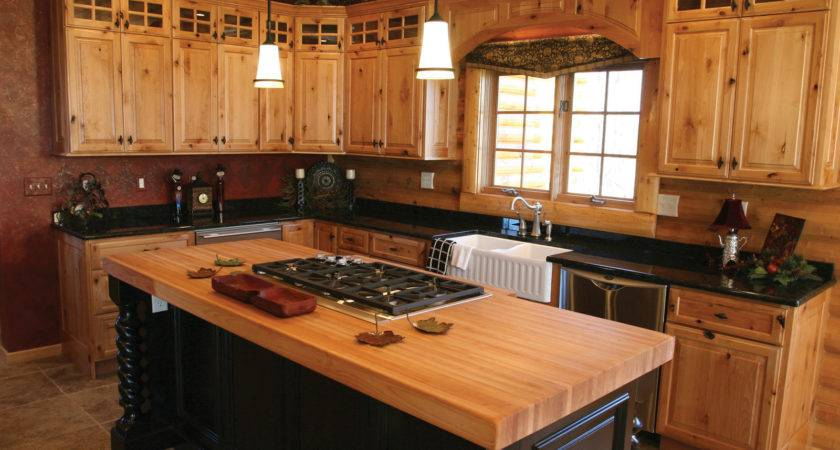 Rustic Kitchen Cabinets Your Home