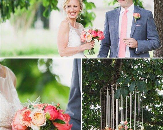 Rustic Meets Vintage French Countryside Wedding