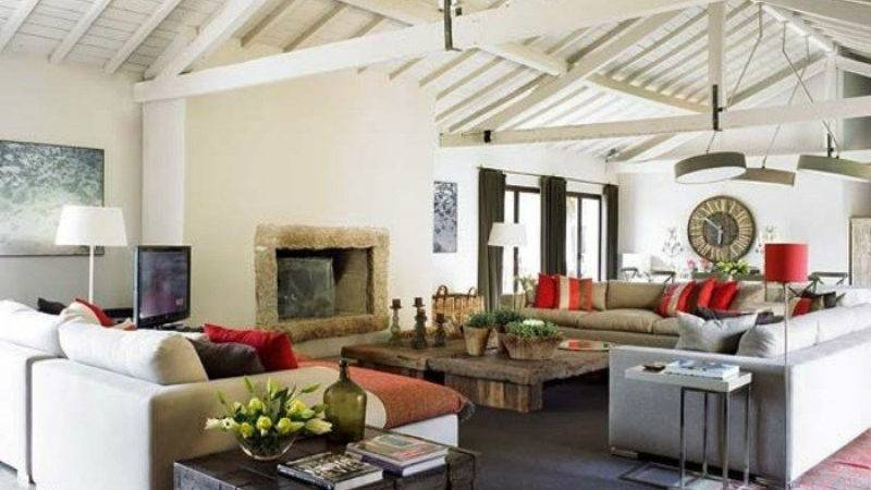 Rustic Modern Decor Country Spirited Sophisticates