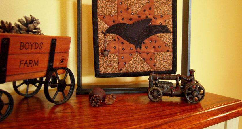 Rustic Primitive Country Decor Sewsouthernquilts