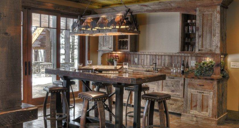 Rustic Wet Bar Related Keywords Long Tail