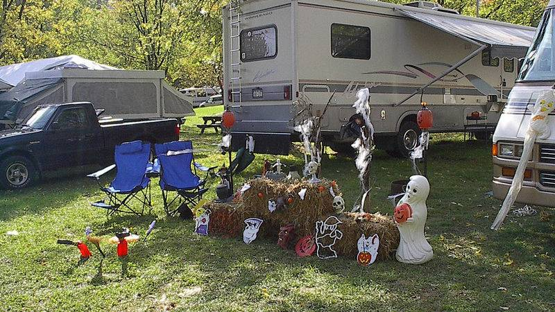 Rver Guide Spooky Halloween Fun Your Campsite
