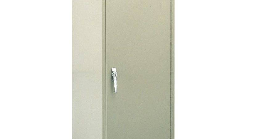 Safco Small Vertical Storage Cabinet Atg Stores