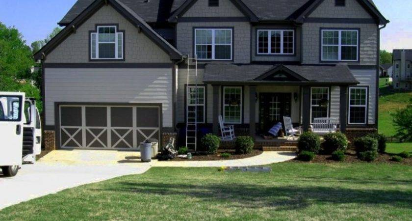 Sage Green Exterior Paint Colors Gray Dark House Color