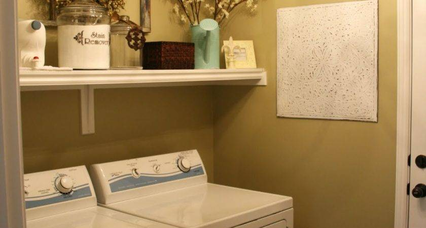 Sassy Sites Home Tour Laundry Room