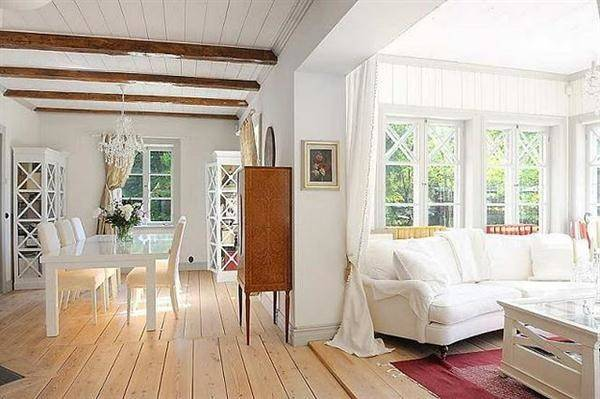 Scandinavian Country Style Interior Design Home Decor Now