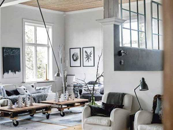 Scandinavian Interior Design Style Ideas