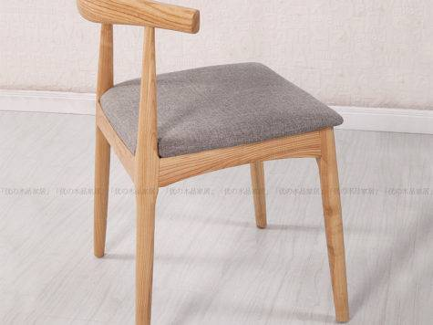 Scandinavian Masters Danish Designer Horn Chair Wood