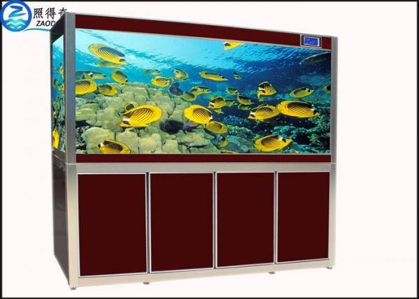 Screen Porch Feng Shui Custom Fish Tanks Black