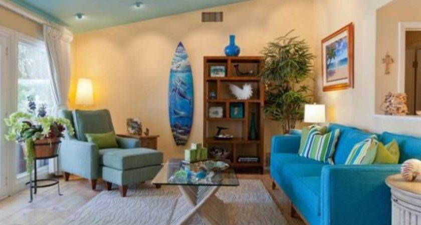 Sea Inspired Bedroom Decor Theme Design Ideas Kids
