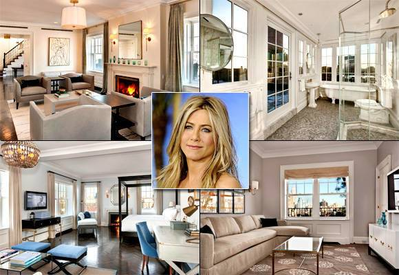 Seekingdecor Jennifer Aniston Reported New Pad