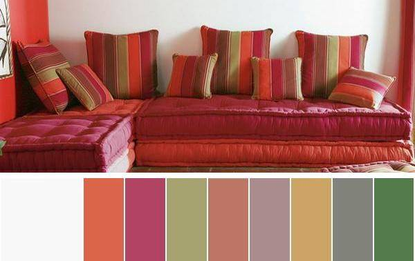 Select Summer Decorating Color Schemes Your Rooms