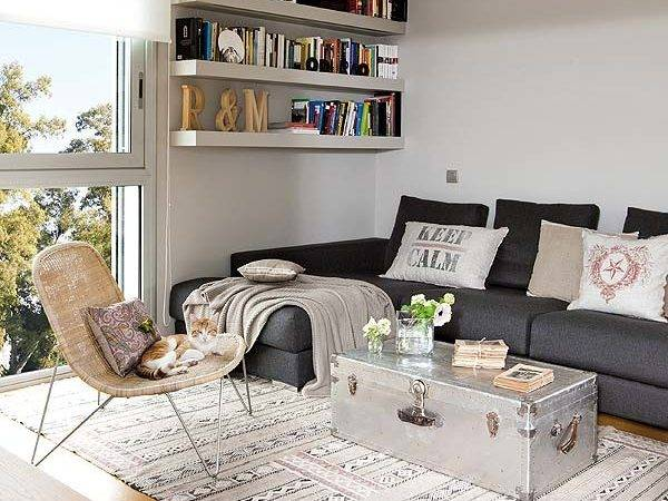 Shabby Chic Apartment Design Adorable Home