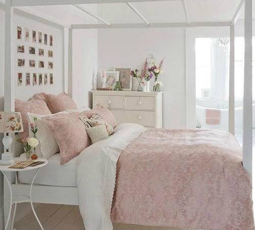 Shabby Chic Bedroom Decorating Ideas Decoholic