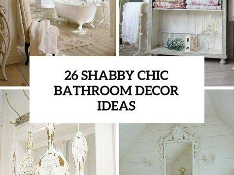 Shabby Chic Cheap Home Decor