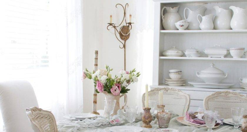 Shabby Chic Decor Home Accessories Furniture