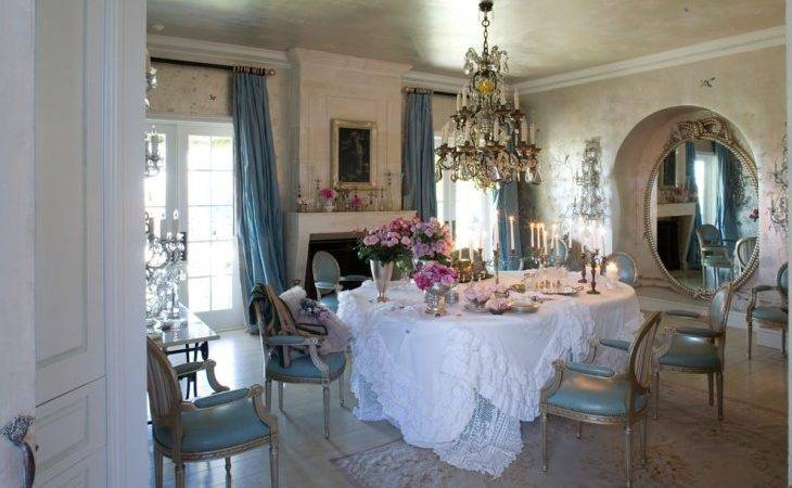 Shabby Chic Dining Room Furniture Quot