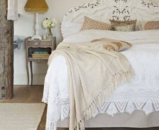 Shabby Chic Furniture Bedroom Decorating Ideas