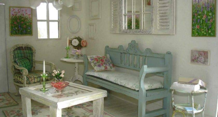 Shabby Chic Home Decor Ideas Gives Nostalgic