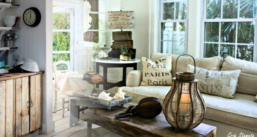 Shabby Chic Interior Decorating Design Ideas Youtube