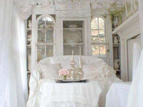 Shabby Chic Meets Glamour Houzz