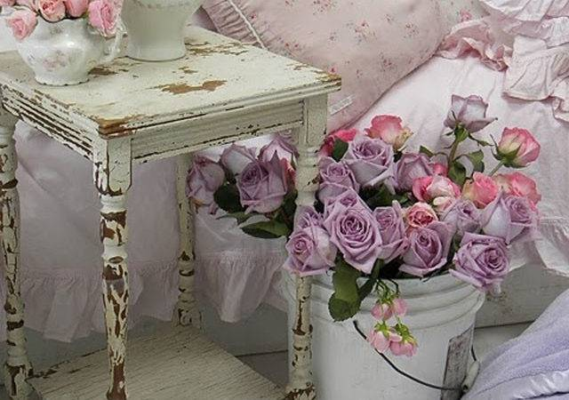 Shabby Chic Nursery Style Project